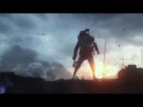 Battlefield 1 — трейлер анонса