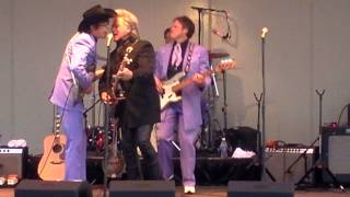 Marty Stuart And His Fabulous Superlatives Video - Marty Stuart & His Fabulous Superlatives performing Country Boy Rock N Roll 6-28-14