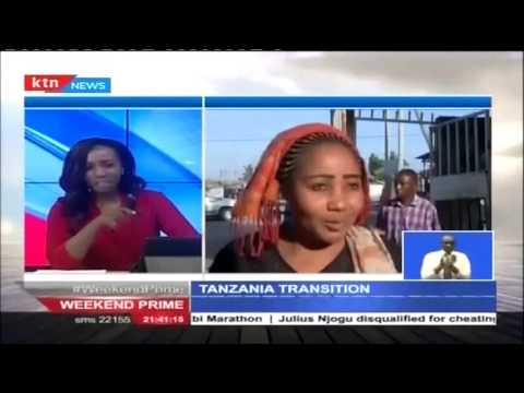 What Tanzanian transition means to the citizens and East Africa