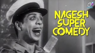 Nagesh Super Comedy   Thaikku Thalaimagan Comedy   Manorama   MGR    Jayalalitha   S. V. Ranga Rao