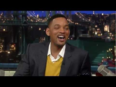 Will Smith taking about red carpet prankster