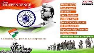 Independence Day Special || Telugu Movie Songs || Jukebox