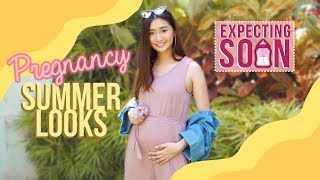 How to Look Cute While PREGNANT: Maternity Try On Haul
