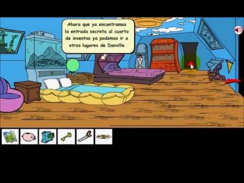 Solucion Phineas y Ferb Cazadores de Monstruos