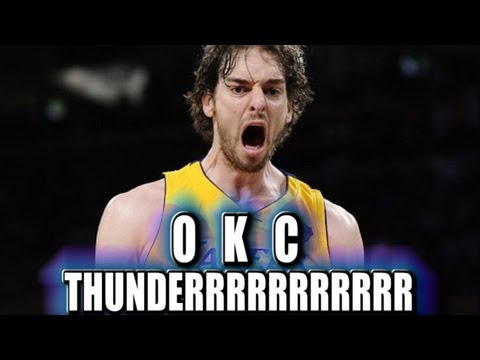 should the Oklahoma City Thunder trade for Pau Gasol