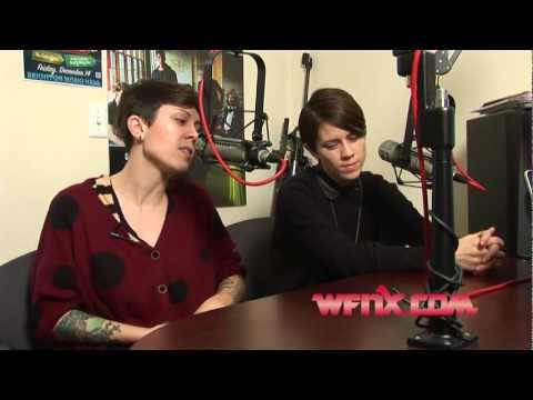 Tegan and Sara on WFNX.com