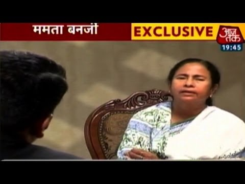 Exlcusive: Interview with Mamata Banerjee