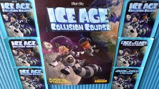 2016 Ice Age 5: Collision Course Movie Panini Mega Starter Set Sticker Album & Stickers