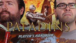 Paladins: Classes in 5e Dungeons & Dragons - Web DM