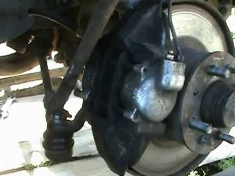 Видео как снять рулевой редуктор