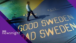 Sweden: Truth, lies and manipulated narratives? - BBC Newsnight