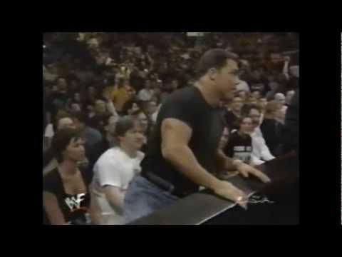 Kurt Angle Debut In WWF