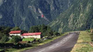 Lukla Airport... Takeoff & Landing November 5, 2016