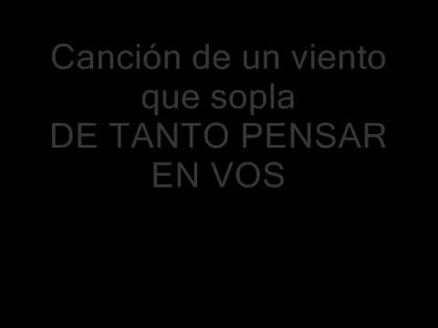 V Condomi E Snajer F Guevara   La Fogosa De tanto pensar en vos