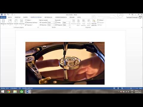 Combinar varios documentos de word en uno solo.