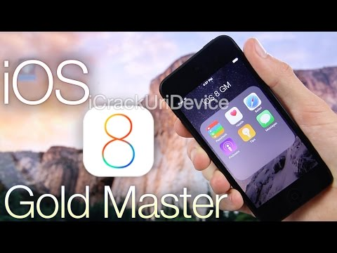 NEW Install iOS 8 GM Early FREE How To Gold Master Without UDID iPhone 5S,5