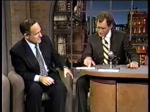 David Letterman and Rudy Guiliani Choose the 1995 New York City Tourism Slogan