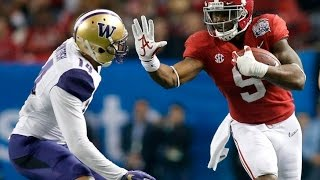 Alabama vs Washington 2016 CHICK-FIL-A Peach Bowl Highlights