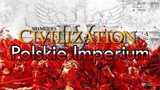 Cywilizacja 4 gameplay pl - Polskie Imperium #1 - Buduję stolicę i wypowiadam pierwszą wojnę.