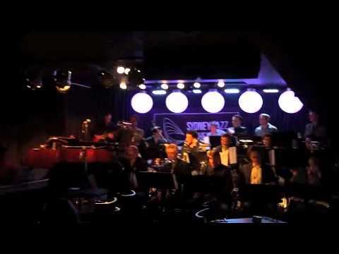 Sydney Jazz Orchestra-Take the A Train-Arranged by Alan Baylock thumbnail