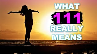 111 Angel Number Meaning | New Beginnings Are On The Horizon!