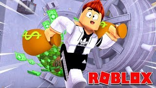 9.999€ LUXUS RAUBÜBERFALL IN ROBLOX