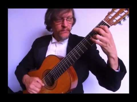 William Tell Overture (Finale) By Gioacchino Rossini, Arranged For Solo Classical Guitar
