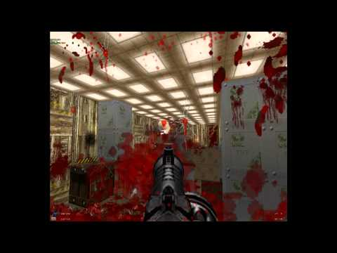 Brutal Doom v0.17 - Cooperative Gameplay - TNT (Video 5)