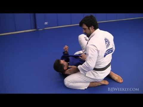 BJJ Weekly #042 - Rolles Gracie - Standing Guard Pass
