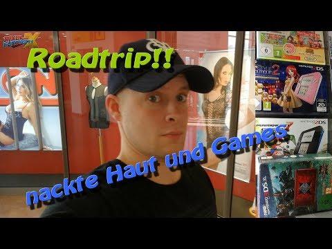 Roadtrip! Spiele kaufen! nackte Haut und Einhörner!