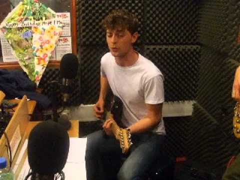 Xander Allen & The Keys 'Shivers'-Hope Fm, Studio, Bournemouth- 19th June 2013