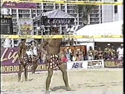 4-Man Volleyball Myrtle Beach 1992. 4-Man Volleyball Myrtle Beach 1992