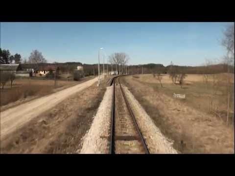 Cabview SU45-161 D10011 Hańcza Białystok - Augustów Rail Baltica