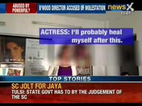 Bollywood actress Geetika Tyagi accuses Subhash Kapoor of molesting...