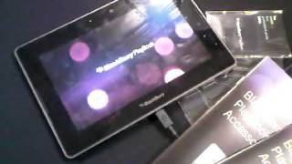 Blackberry Playbook Reboot (Beta Unit)