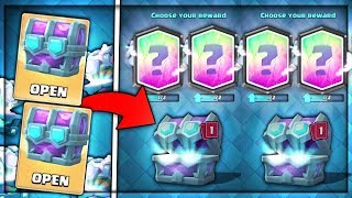 OPENING DOUBLE FREE DRAFT CHESTS & A LEGENDARY CHEST! | Clash Royale | OPENING x2 BEST DRAFT CHEST!