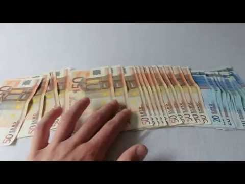 1000 EURO GEVONDEN ! kijk maar gewoon niet is zonde van je tijd