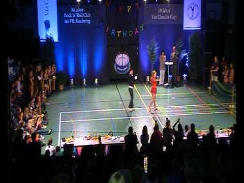 Larissa Stahl & Thomas Walczak - Via Claudia Cup 2011