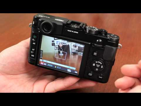 Fuji Guys - Fujifilm X10 Part 3 - Top Features