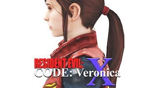 DXFan619 Plays - Resident Evil: Code Veronica X (AMMO CONSERVATION ABOVE ALL)