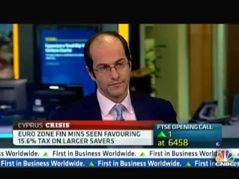 Ashraf Laidi on CNBC Squawk Box - 19 March 2013 Chart