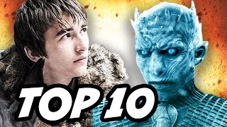 Game Of Thrones Season 7 - TOP 10 Most Powerful Characters