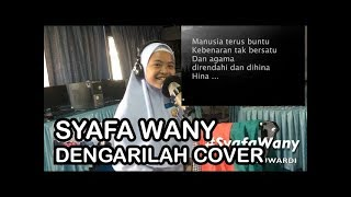 Download Lagu Syafa Wany - Dengarilah ::Despacito Malay:: (Cover The Faith) Gratis STAFABAND