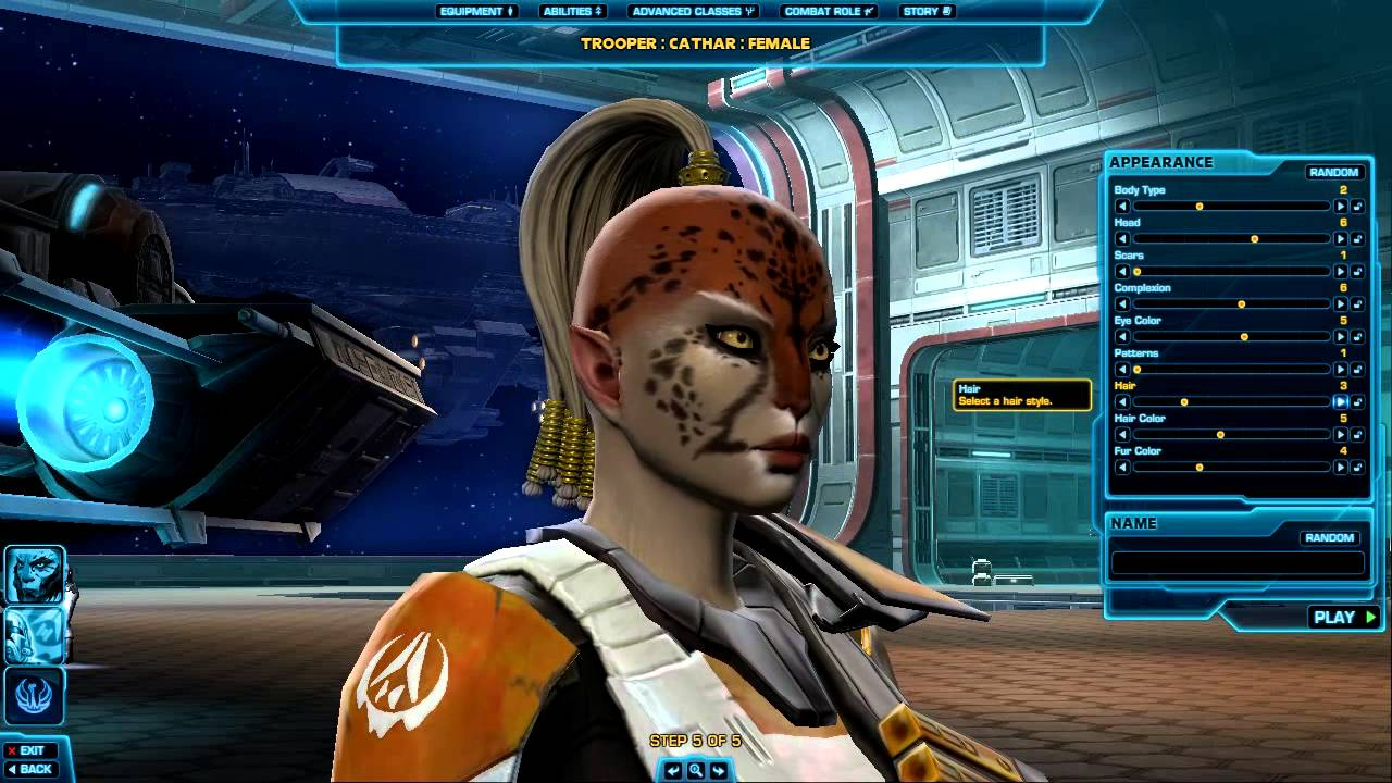 how to get character customization voucher