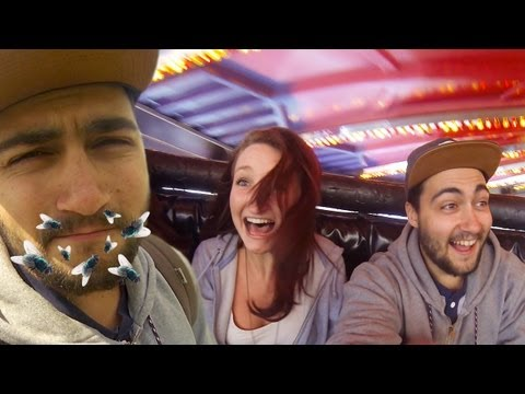 FLY INFESTED BEARD &amp; BUMPER CAR PILE UP!! (Day 4 &#8211; 17th May 2013)
