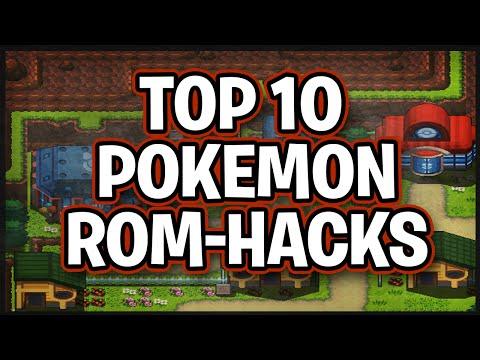 Top 10 Pokémon Rom Hacks