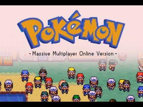 Pokémon ONLINE! RPG de Pokémon en LINEA! PokeMMO