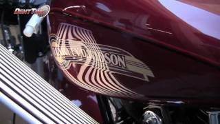 San Diego Motorcycle PDR Gas Tank Dent Repair - Paintless Dent Removal