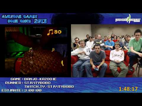 Awesome Games Done Quick 2013 - Highlight Reel
