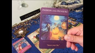 The Daily Vibe~Hard Hit in Love...Daily Tarot Reading March 26